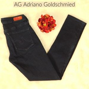 AG Jegging Super Skinny Fit Jeans Size 27 Denim